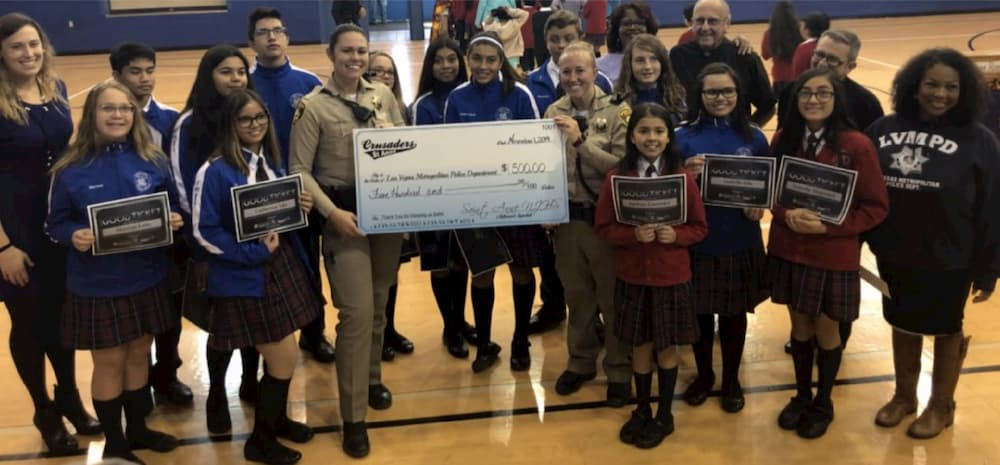 Good Tickets Awarded to Saint Anne Students