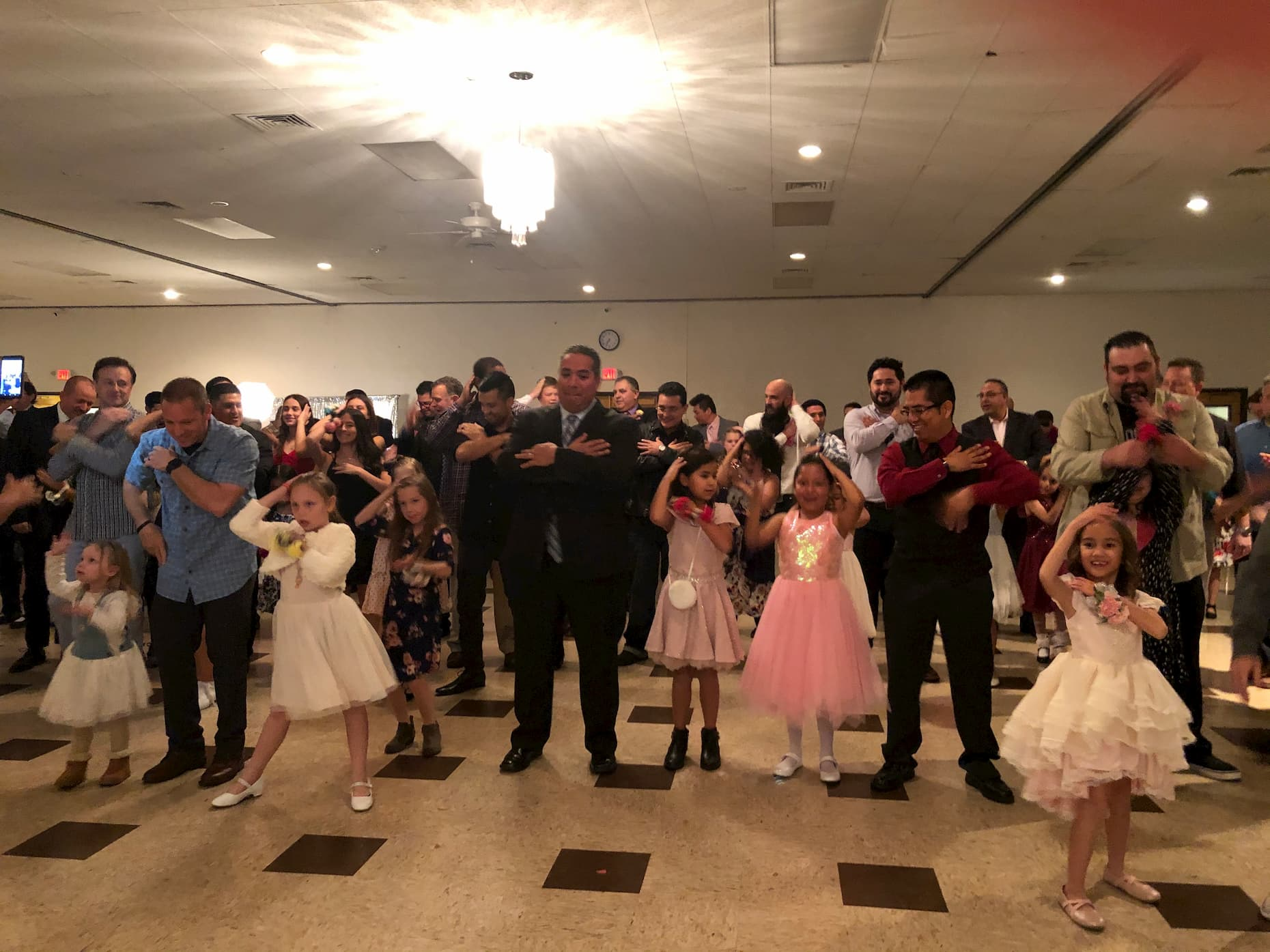 Father-Daughter Dance at St. Francis de Sales