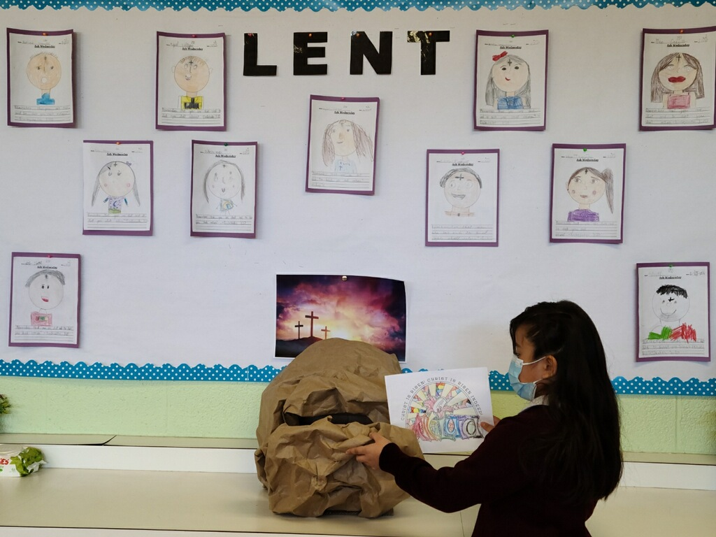 Focusing on Lent